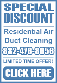 discount air duct cleaning Missouri City tx